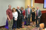 Bellevue Mayor Rita Sanders and Husband Rick Inducted in Sarpy County Business Hall of Fame