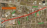 Galvin Road Resurfacing to Resume on Wednesday, September 14th