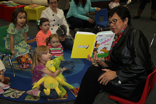 "Bellevue Library to Host ""Seuss-athon"" Reading Marathon on March 2nd"