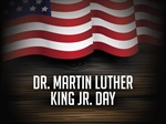 Bellevue City Offices and Library Closed on Monday, January 15th in Observance of Dr. Martin Luther King Jr. Day!
