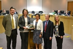 Bellevue Recognized as Economic Development Certified City at Monday's City Council Meeting