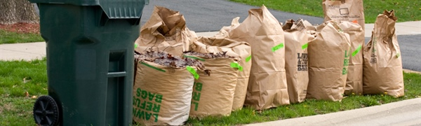 City of Bellevue Yard Waste Pick-up to End for the Season on November 30, 2016