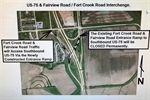 Southbound US-75 Access From Fairview Road to Change on November 23rd