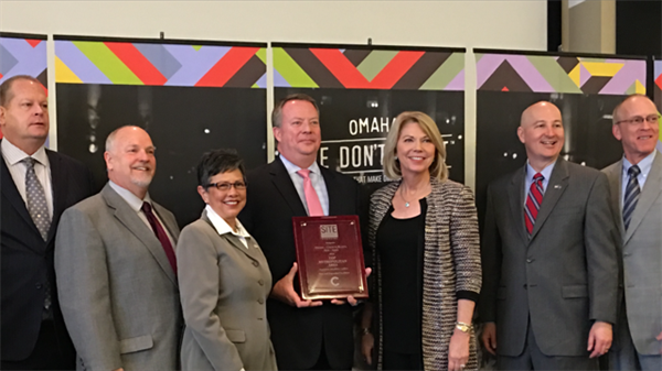 Site Selection Magazine Recognizes Major Economic Development Awards for Omaha-Bellevue-Council Bluffs