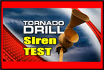 National Weather Service will be Conducting a Tornado Drill on Wednesday, March 27th Beginning at 10AM