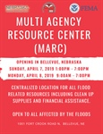 Multi Agency Resource Center (MARC) set to open in Bellevue on April 7th and April 8th