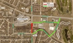 25th Street to be Closed between Lynnwood Drive & Towne Centre Drive for Bridge Replacement