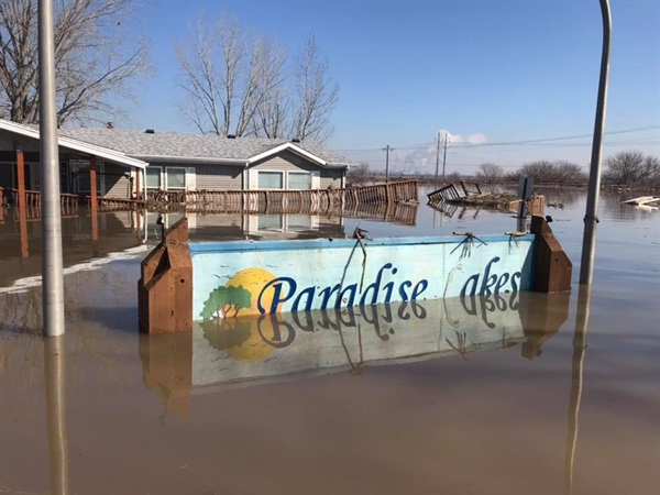 City Attempting to Contact Former Paradise Lakes Property Owners in Order to Secure FEMA Demolition Funding