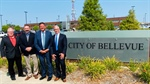 City of Bellevue Featured in Business in Focus Magazine