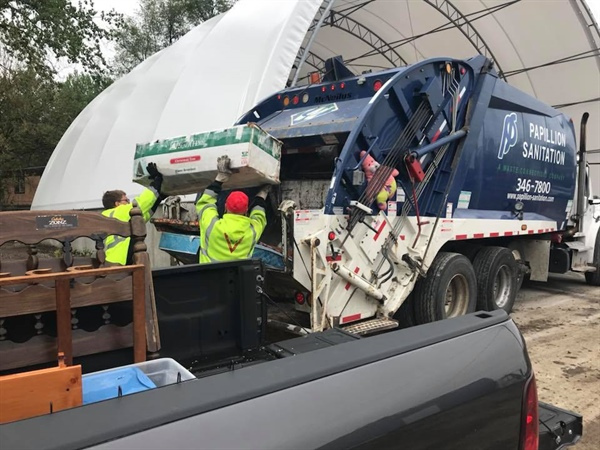 City of Bellevue Spring Cleanup Day Set for Saturday, May 8th