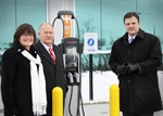 Bellevue University Activates New Electric Vehicle Charging Station