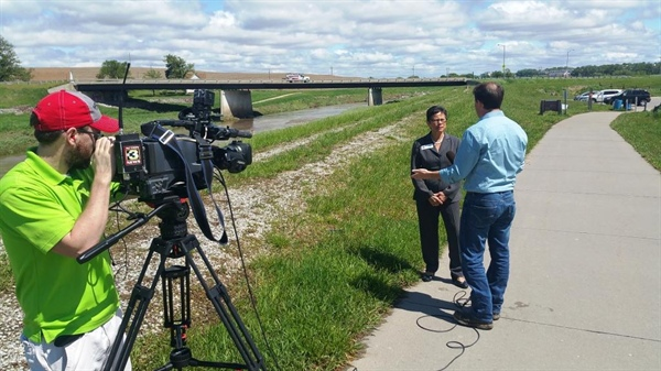 City of Bellevue and Papio- Missouri NRD Vow that the Levee Improvements Remain a Top Priority